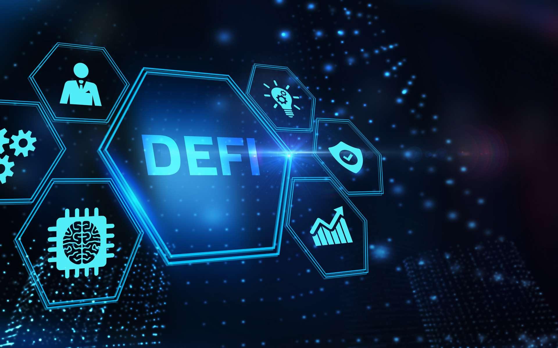 DeFi vs CeFi : définitions, différences, avantages et inconvénients © photon_photo