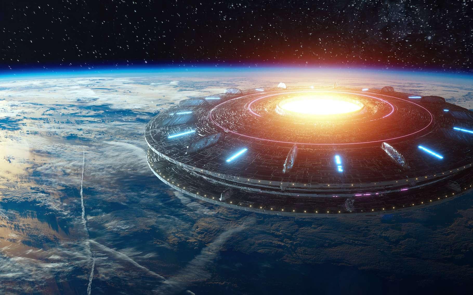 Un projet de recherche financé par la Nasa (États-Unis) vise à identifier des technosignatures qui trahiraient la présence de civilisations extraterrestres intelligentes ailleurs dans notre Univers. © Aliaksandr Marko
