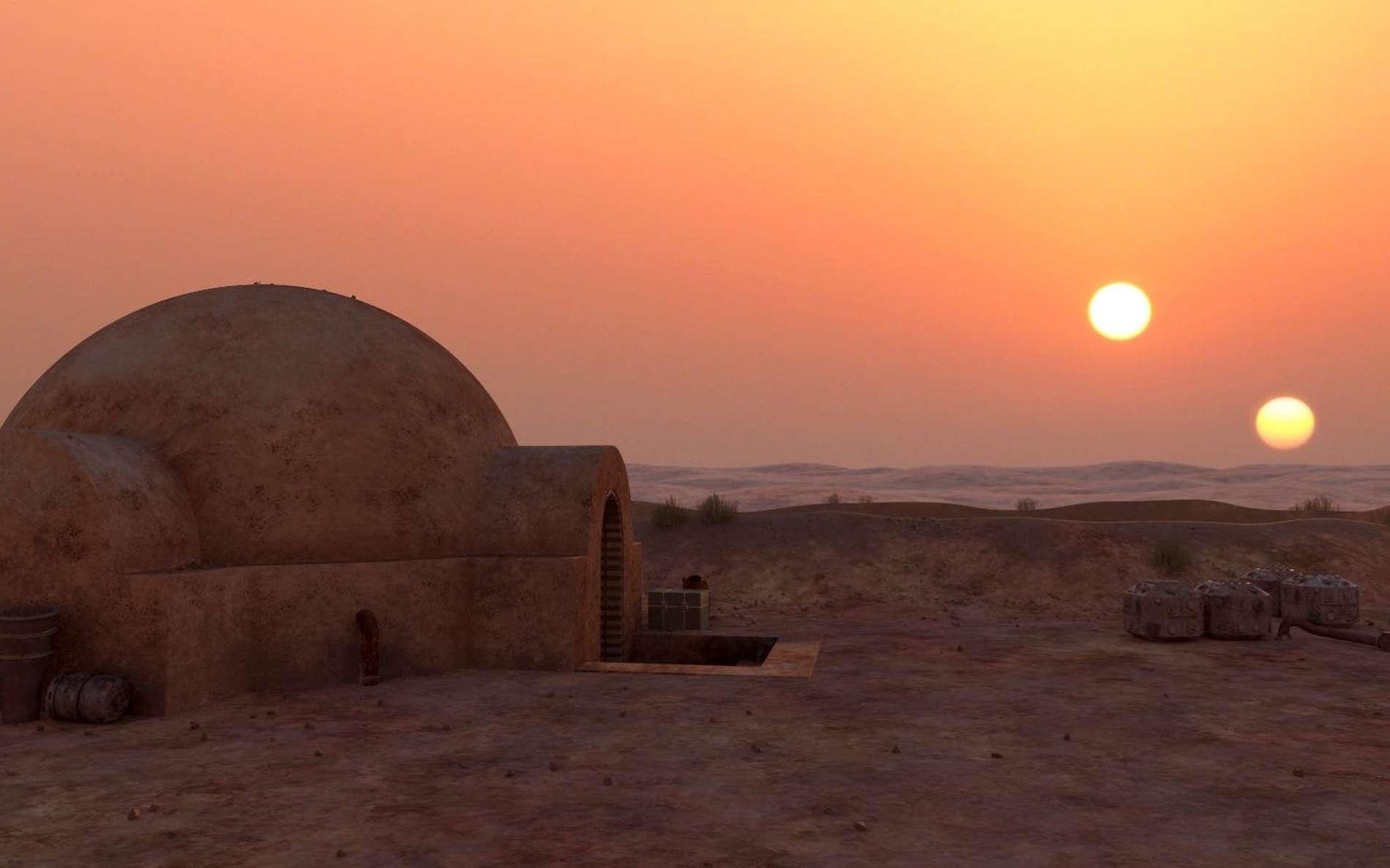 La mythique scène de Star Wars. © Lucasfilm13