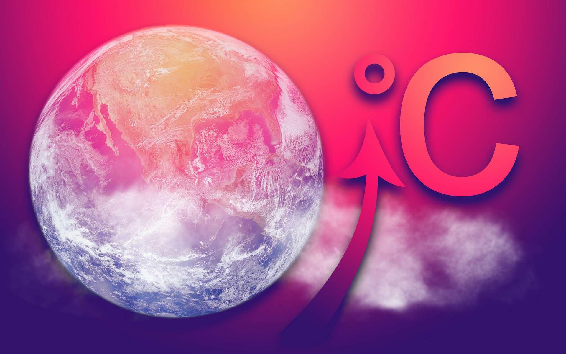 Les derniers modèles climatiques montrent une sensibilité du climat au CO2 bien plus importante que prévu. © Cosminxp, Adobe Stock