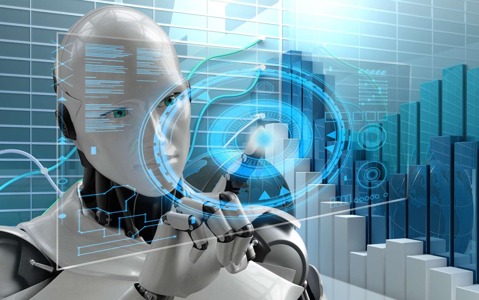 Les trois lois de la robotique inspirent un nouveau cadre pour l'IA. © carloscastilla, Fotolia