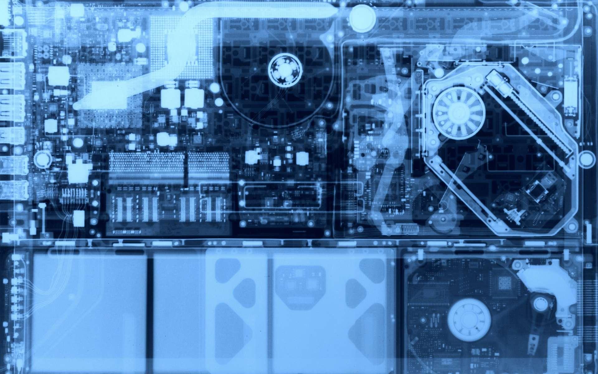 Les rayons X ne sont pas seulement utilisés dans le secteur de l'imagerie médicale. Leur production sert aussi aux systèmes de sécurité. © Ai.Comput'In, Flickr, CC by-nc-nd 2.0