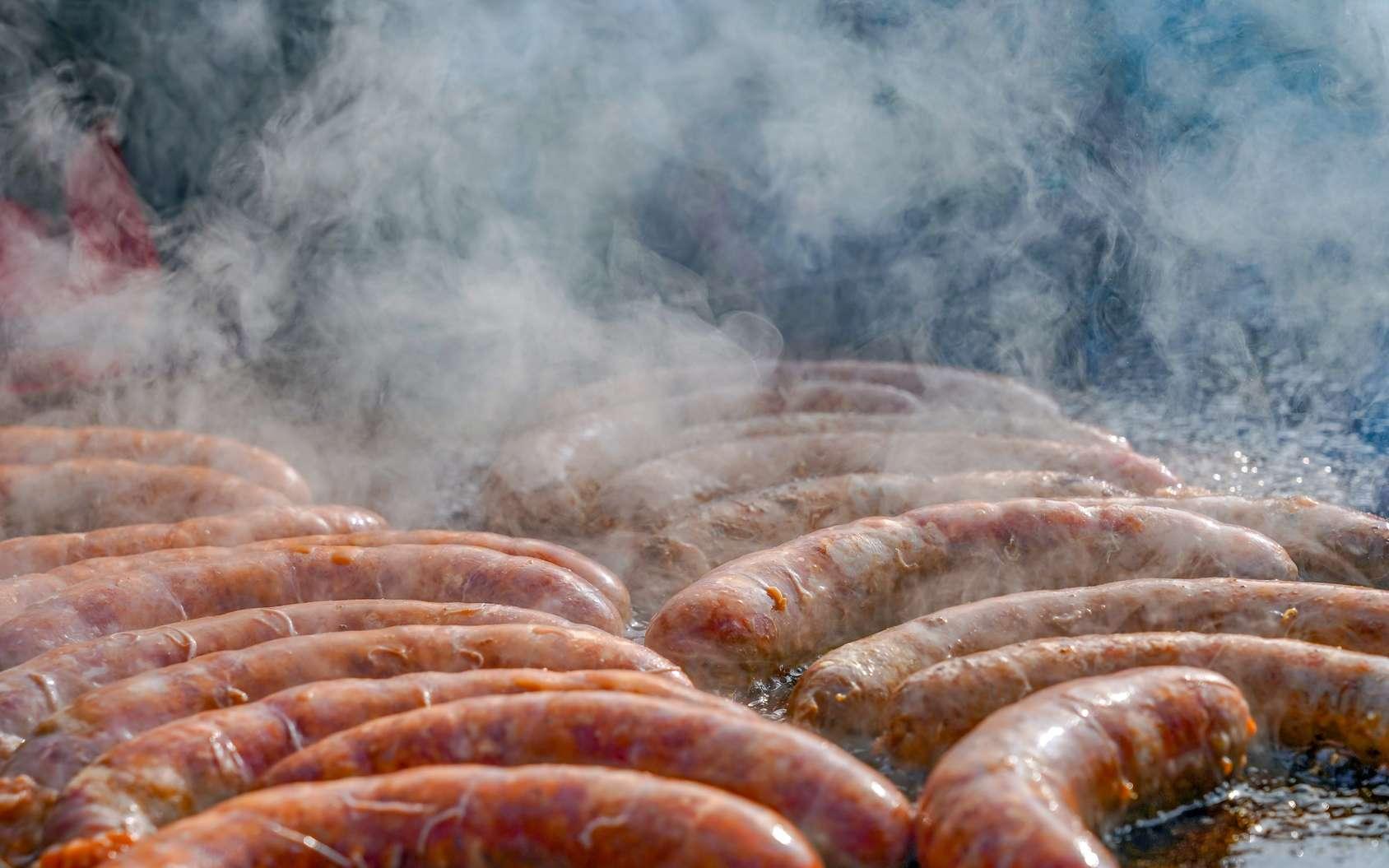 Consommer en excès, la viande transformée semble néfaste notamment si elle est combinée avec le tabac et une alimentation globalement malsaine. © RGtimeline, Fotolia