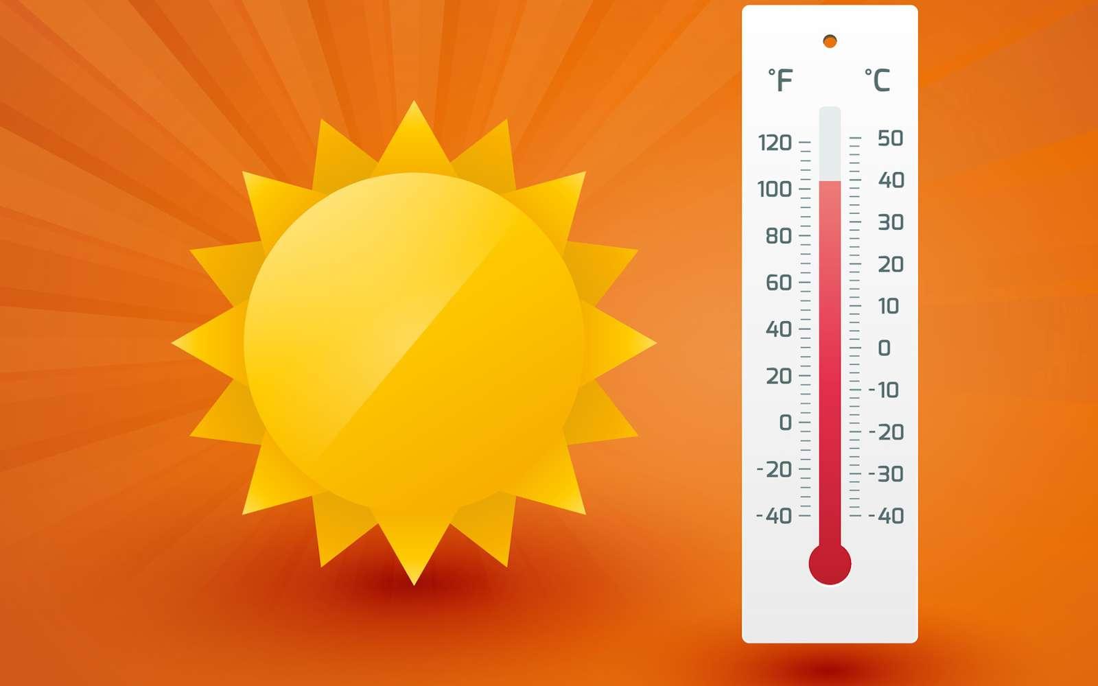 Chaleur et température : deux notions physiques à ne pas confondre. © mimacz, Fotolia