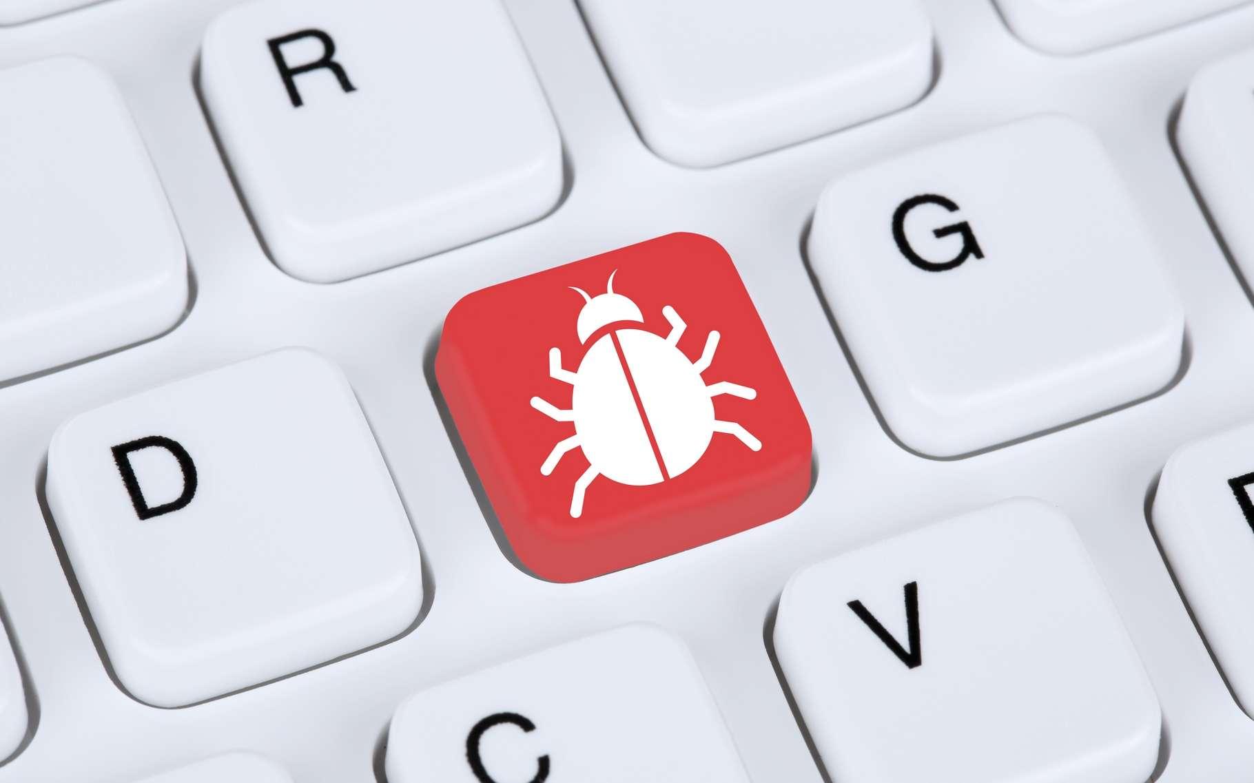 Le macrovirus ne diffère d'un virus que par le type de langage de programmation qu'il exploite. Il s'agit de celui utilisé par les macrocommandes des logiciels de bureautique. © Markus Mainka, Shutterstock