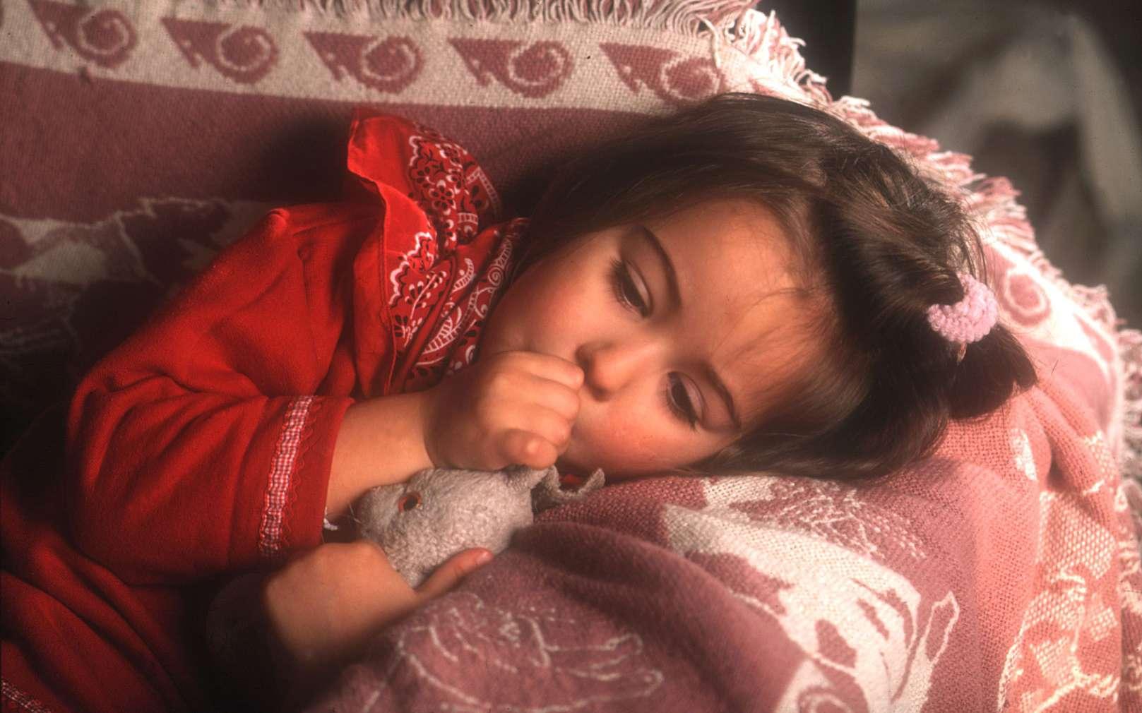 Une sieste ou un temps de repos - Source : philippe dubocq - Fotolia