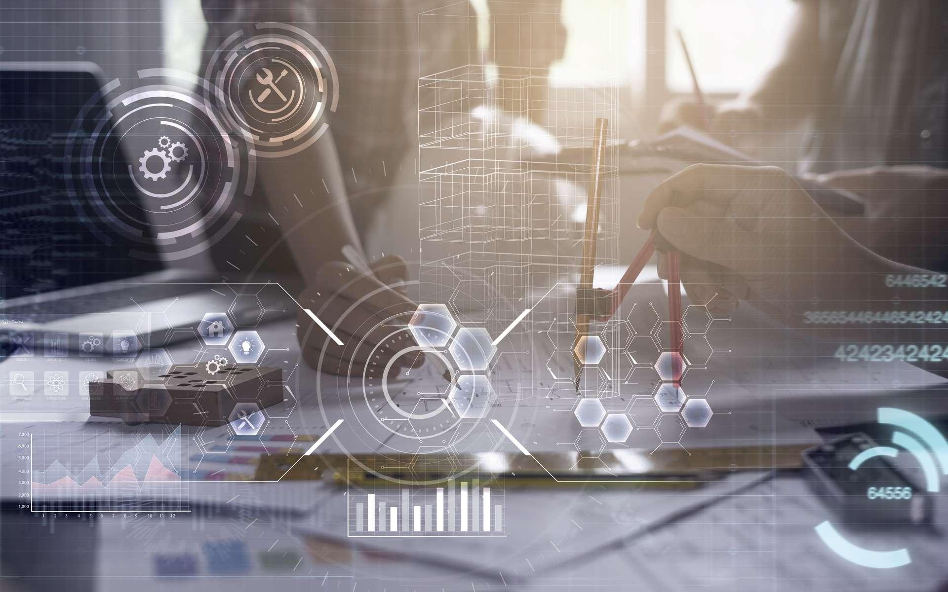 Métiers, salaires, secteurs et cursus scolaires... Apprenez comment intégrer naturellement une entreprise qui vous correspond dans l'ingénierie technologique. © Have a nice day, Adobe Stock