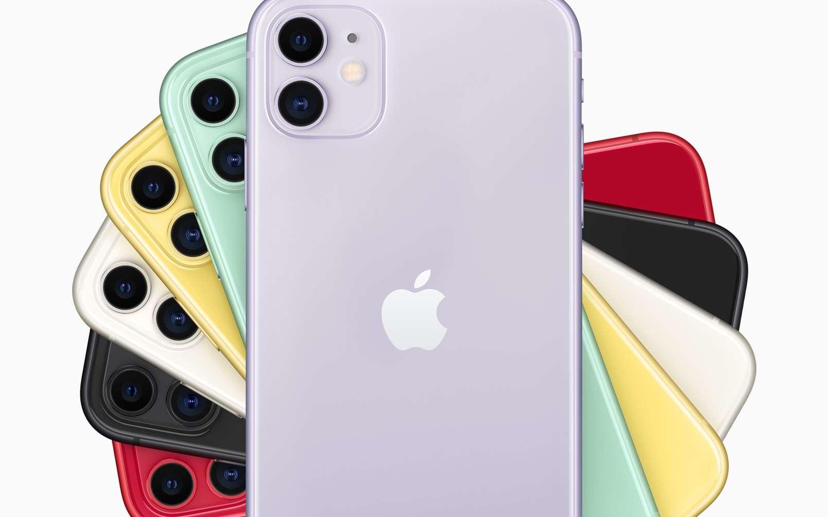 Deux capteurs à l'arrière de l'iPhone pour de plus beaux clichés, dans toutes les conditions © Apple