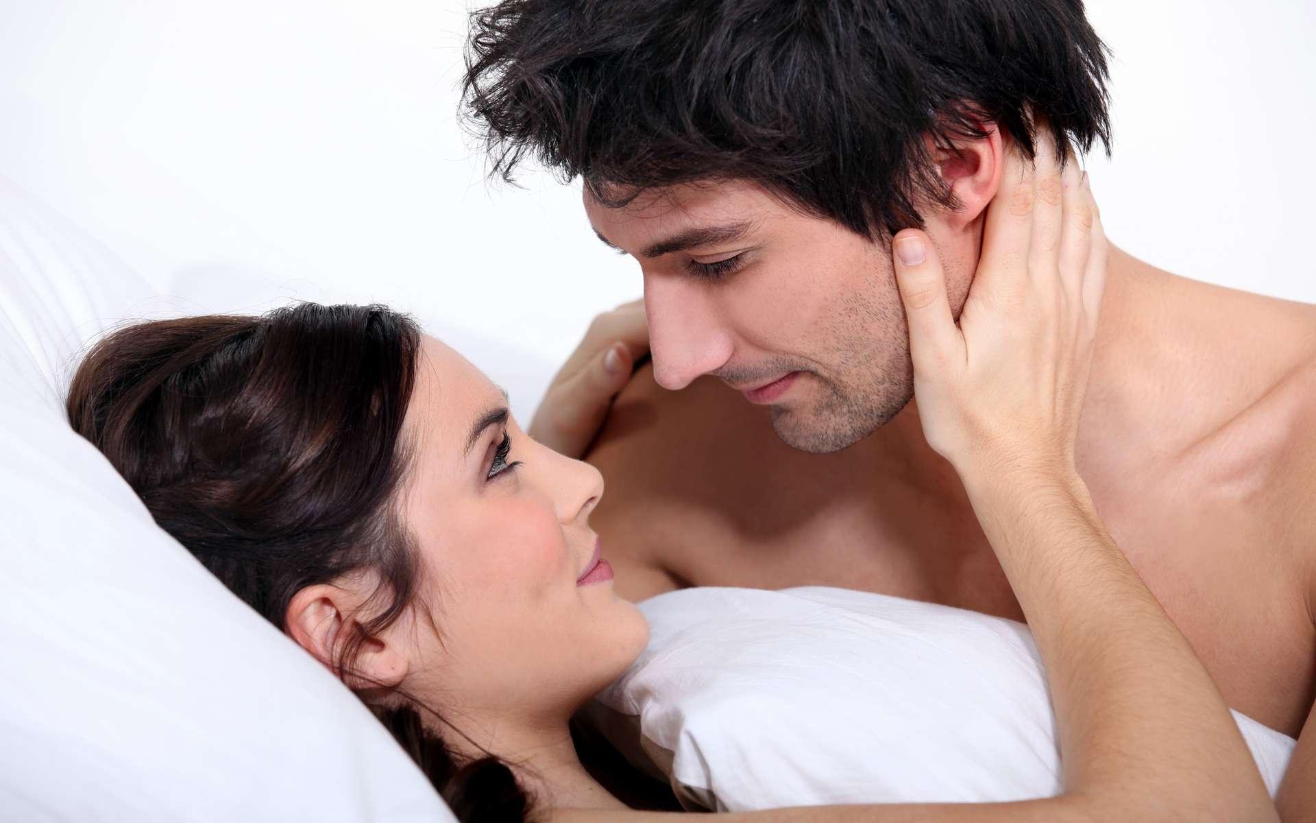 Après l'accouchement, l'important est de reprendre les rapports sexuels en douceur. © Phovoir