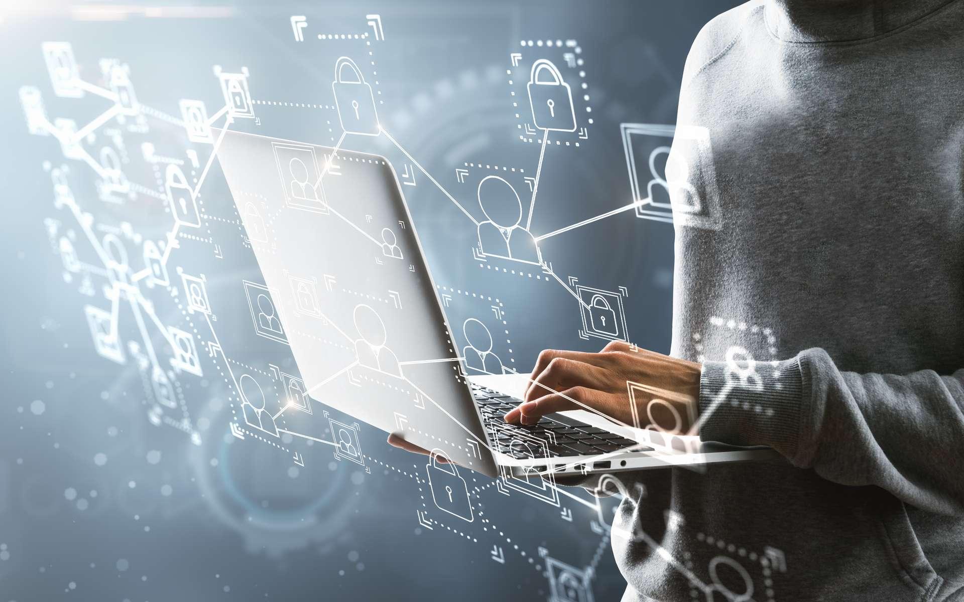 Le hacker éthique est un professionnel de la cybersécurité, son rôle est d'assurer la protection des systèmes informatiques. © Peshkov, Adobe Stock