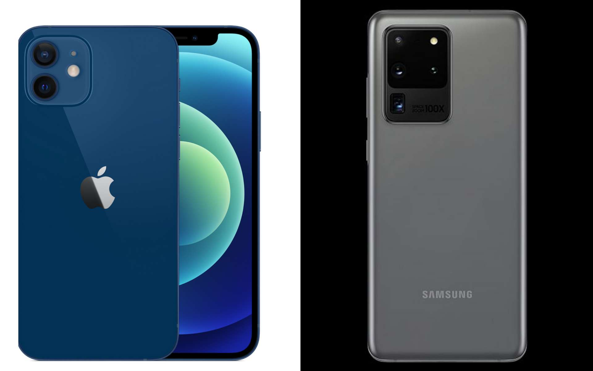 L'iPhone 12 Mini 64 Go et le Samsung Galaxy S20+ 5G en promo chez Rakuten