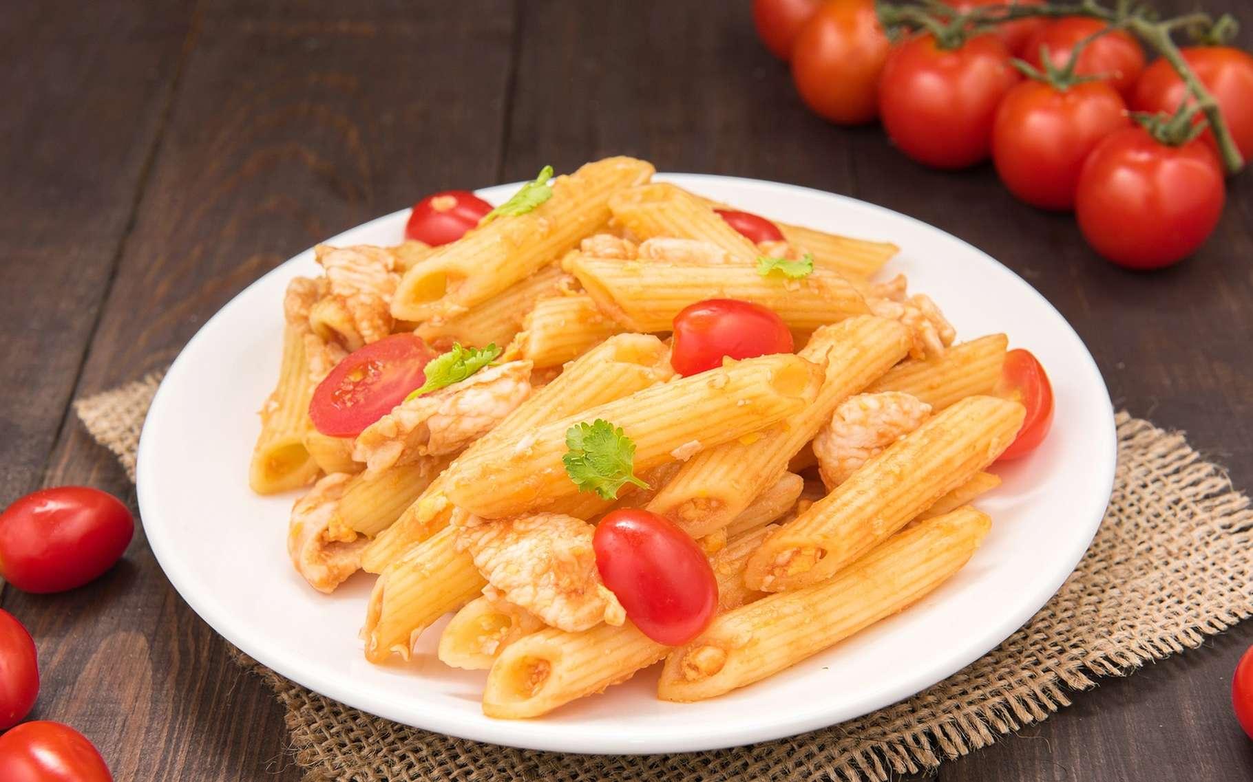 Dans cette étude (italienne), la consommation de pâtes n'était pas associée à un IMC plus élevé. © Bon Appetit, Shutterstock
