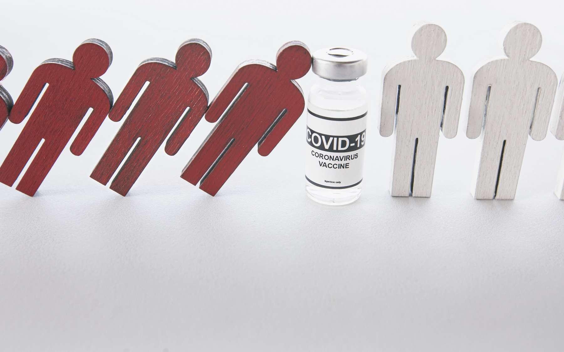Aucun vaccin n'est efficace à 100 %. © SkyLine, Adobe Stock