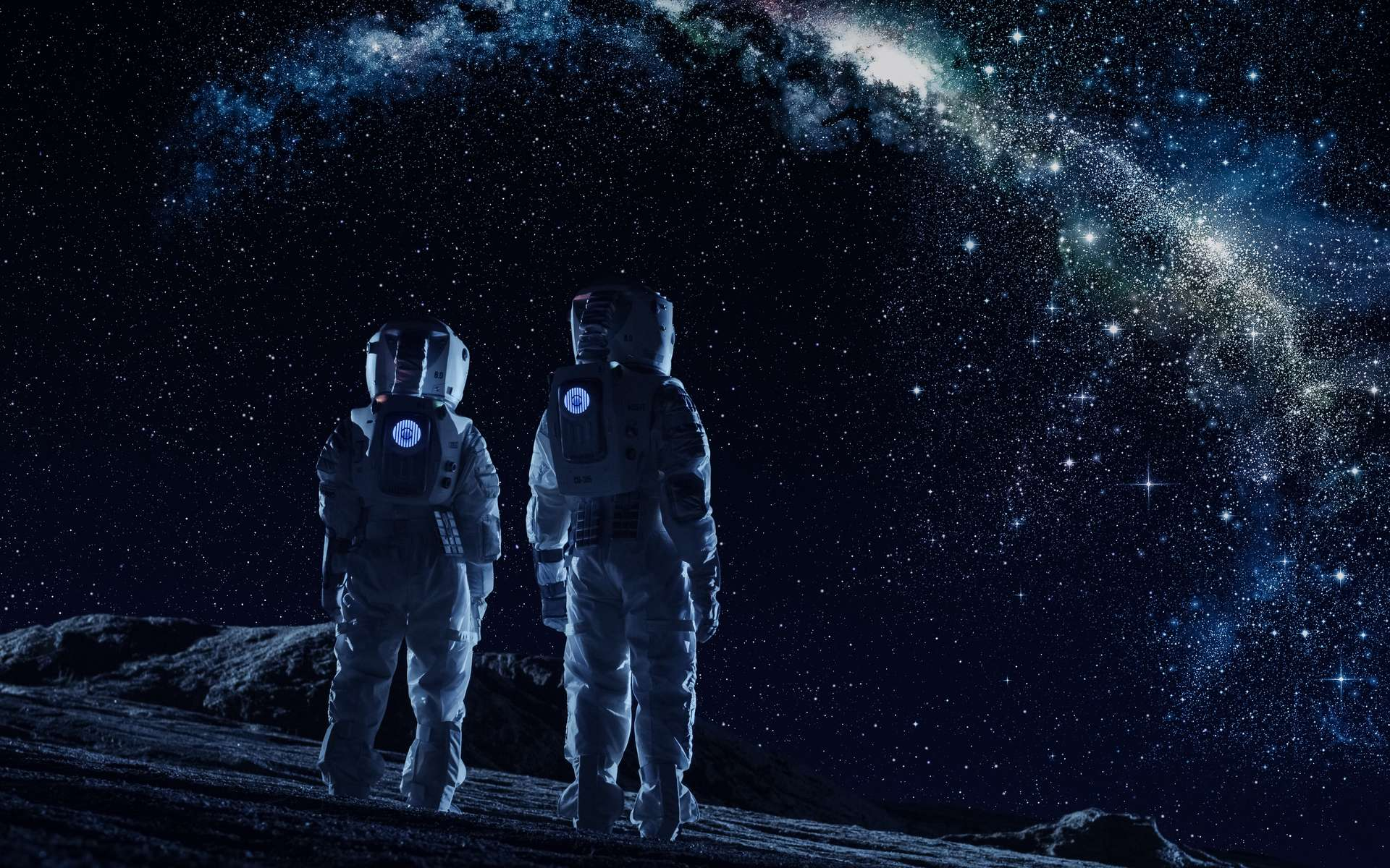 Avec le président Joe Biden, les plans de l'exploration spatiale américaine vont-ils changer ? © Gorodenkoff, Adobe Stock