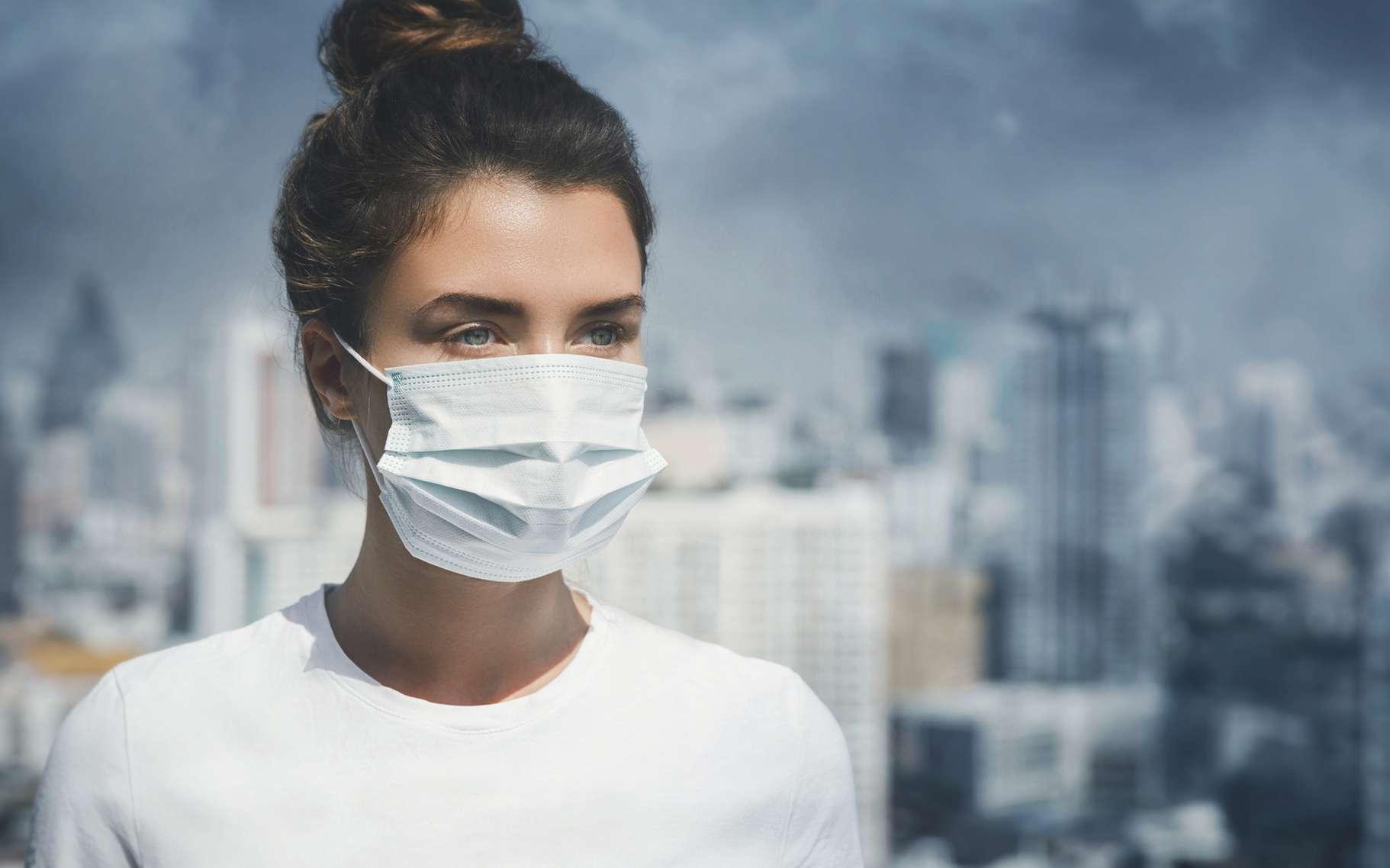 La pollution urbaine entraîne de nombreuses visites aux urgences. © Blackday, Fotolia