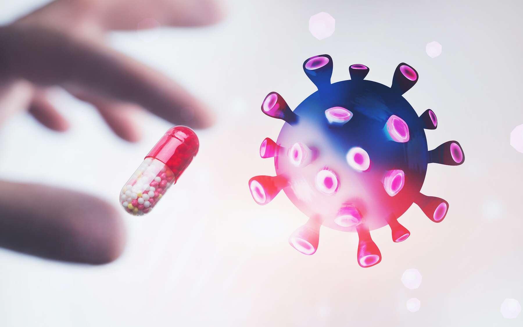 Se vacciner contre le coronavirus sera-t-il bientôt aussi simple que de prendre une pilule ? © denisismagilov, Adobe Stock