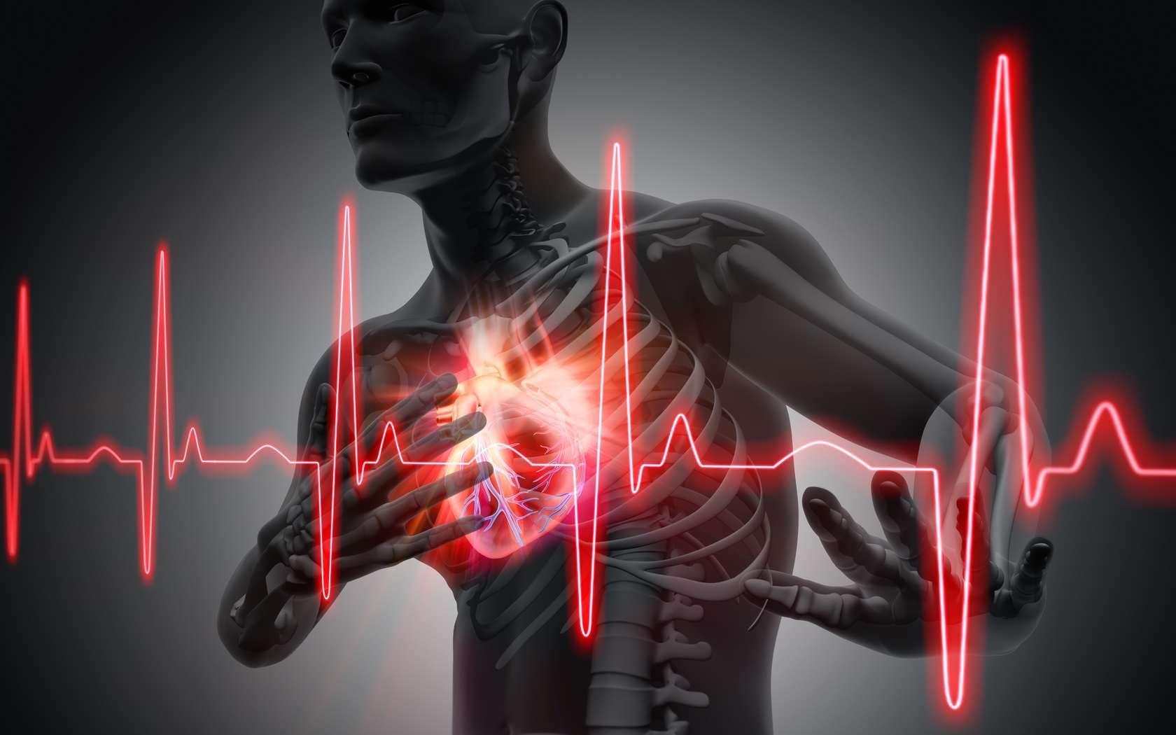 L'infarctus du myocarde est une urgence médicale, il faut agir vite ! © peterschreiber.media, Fotolia