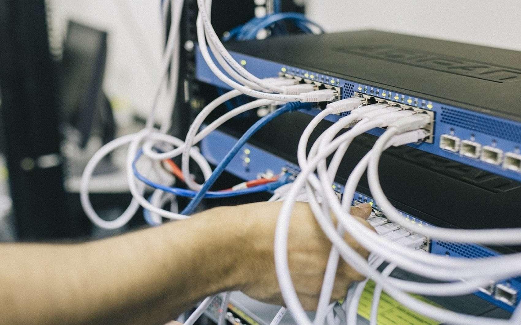 Le dégroupage est une opération technique permettant l'ouverture du réseau téléphonique local à la concurrence. © StockSnap, Pixabay