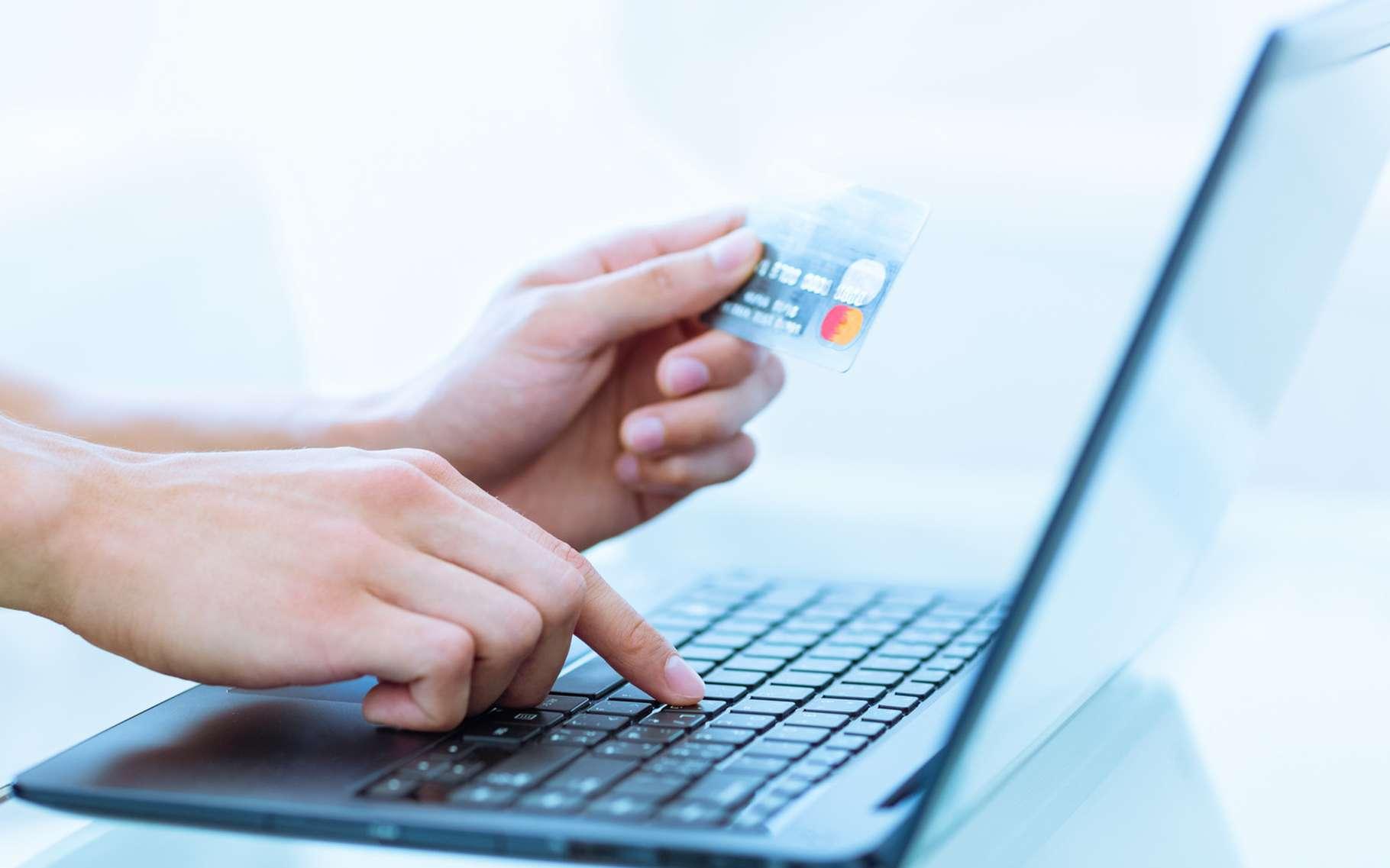 L'authentification permet de s'assurer de l'identité d'une personne, lors d'un paiement en ligne par exemple. © PKpix, Shutterstock