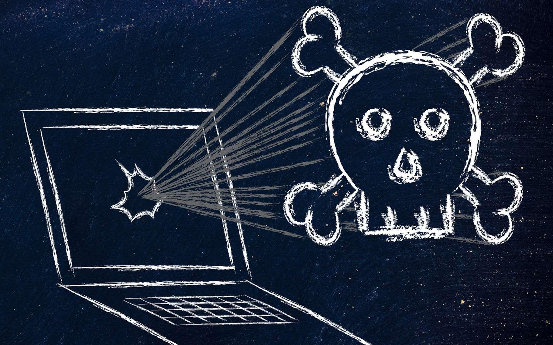 Malware est un terme parapluie qui regroupe tous les types de logiciels malveillants. © Faithie, Fotolia