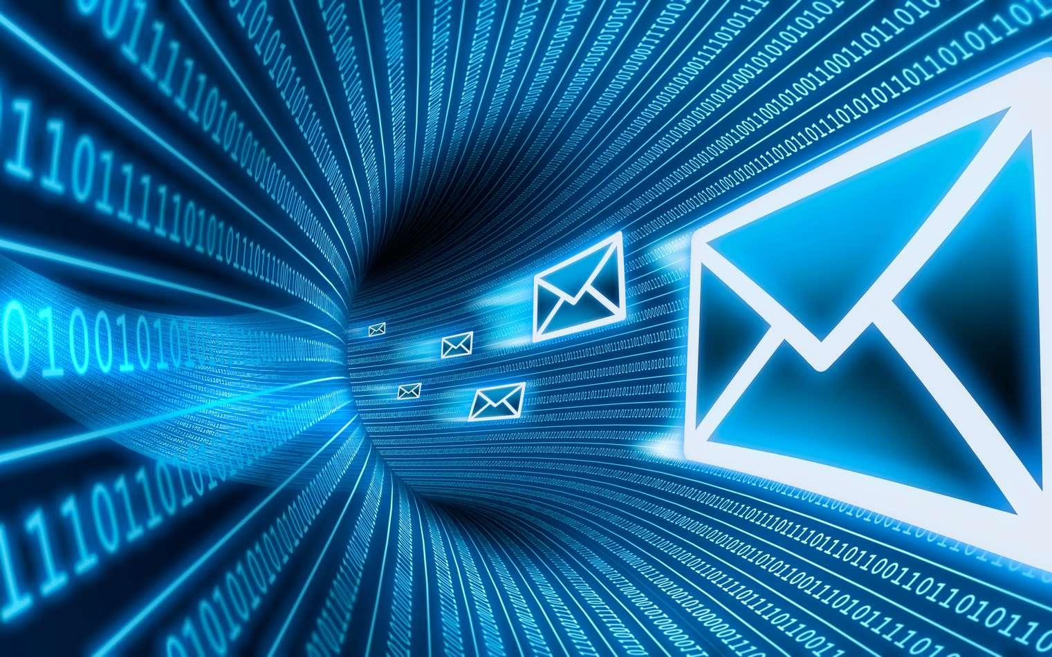 Un VPN est un réseau privé virtuel pour l'échange sécurisé et anonyme de données. © psdesign1, Fotolia