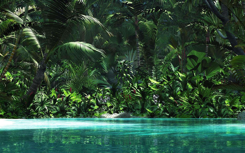 Cette île à première vue paradisiaque cache en réalité bien des mystères. © Lucianus, Fotolia