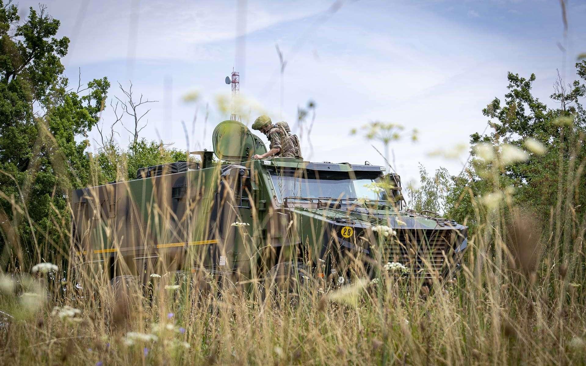 Le ministère des Armées s'implique dans la sauvegarde de la biodiversité. © Erwan RABOT, ministère des Armées