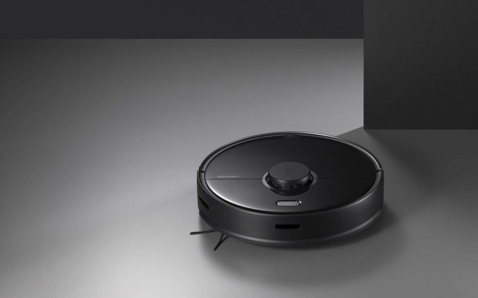 L'aspirateur intelligent et autonome de Roborock sera disponible à un prix avantageux durant le week-end du Black Friday et la Cyber Week. © Roborock