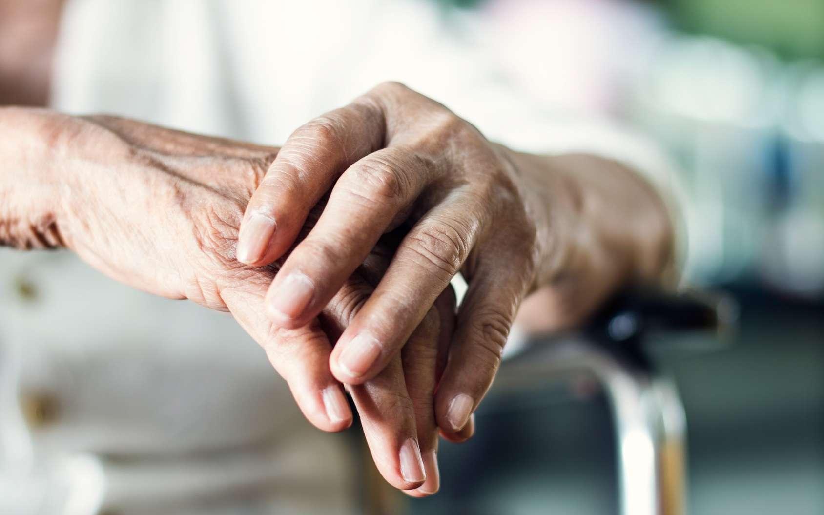 Le risque de maladie d'Alzheimer augmente avec l'âge. © ipopba, Fotolia