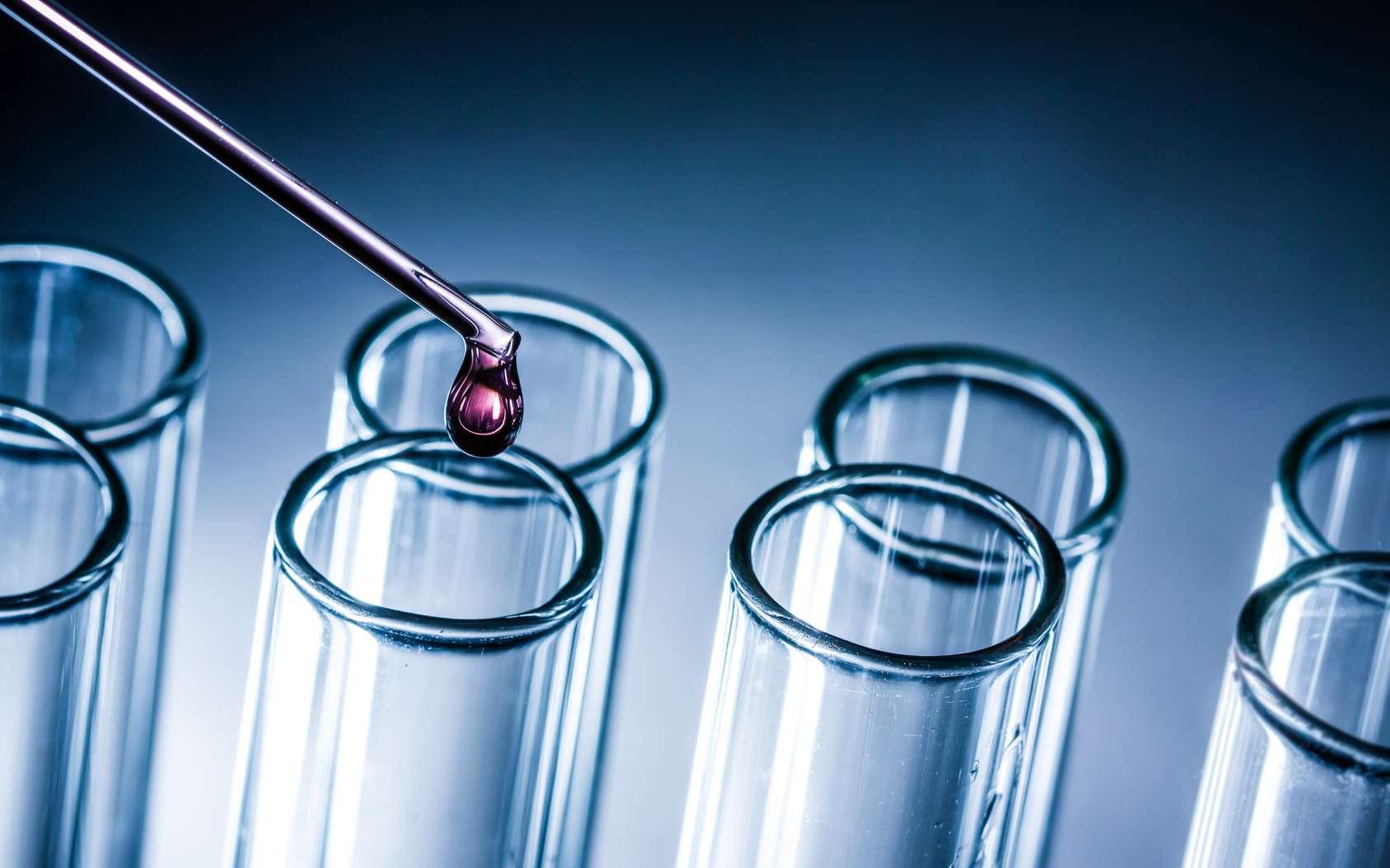 Les liaisons de coordination sont fréquentes dans les molécules du vivant. © Henrik Dolle, Shutterstock