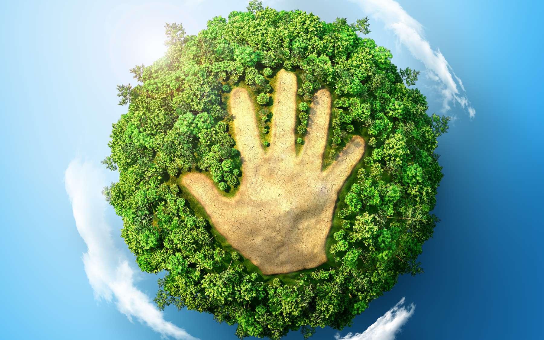 Depuis la nuit des temps, l'Homme façonne la Terre. © sveta, Adobe Stock