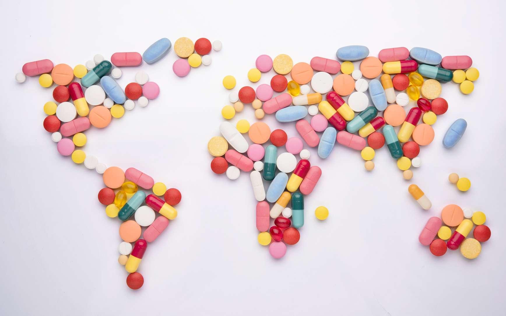 Empreinte carbone : la pharmacie, mauvais élève des émissions de CO2. © pogonici, Fotolia