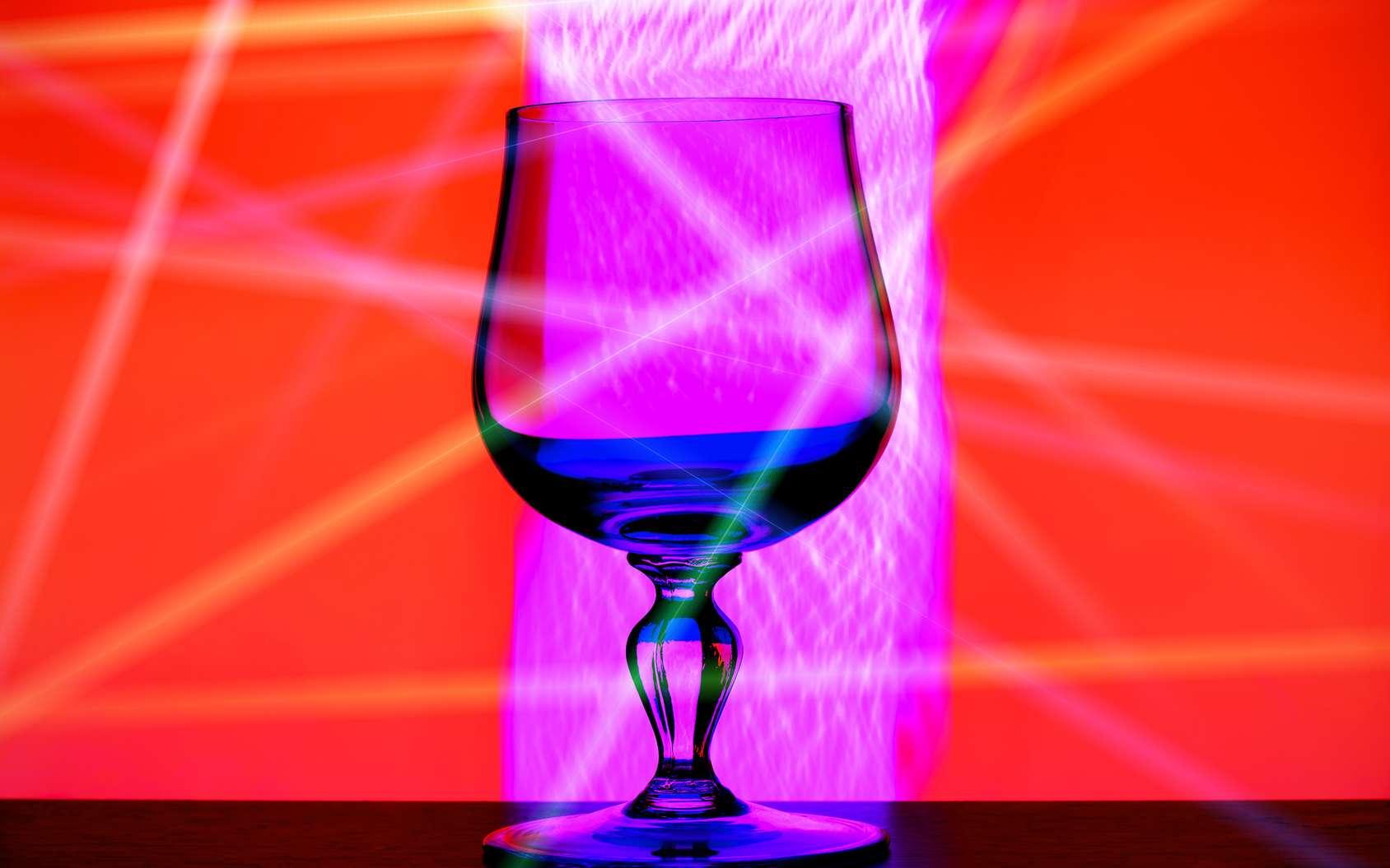 L'addiction à l'alcool concerne environ 10 % des Français. © Iurii Gagarin, Fotolia