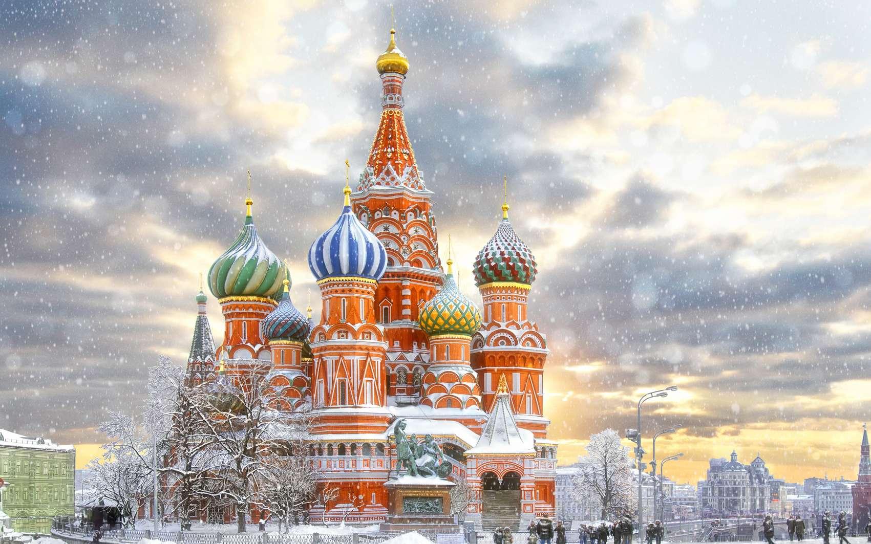 Le Kremlin à Moscou est la résidence officielle du président de Russie. © Reidl, fotolia