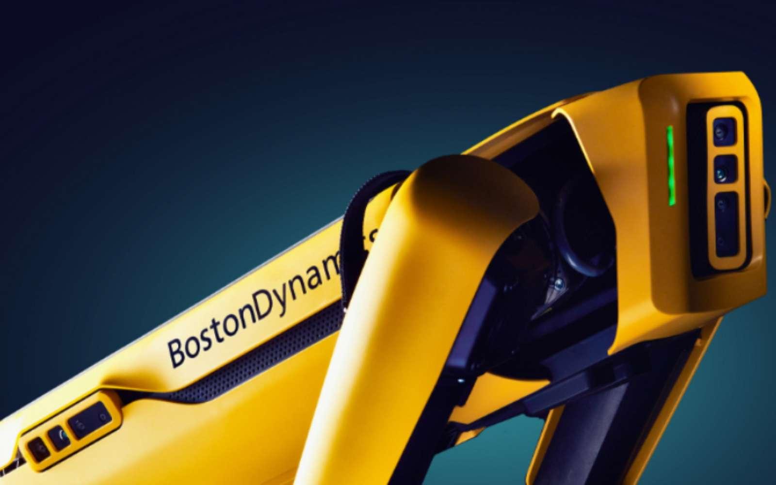 Le robot Spot n'a plus besoin d'être humains pour se recharger - Futura