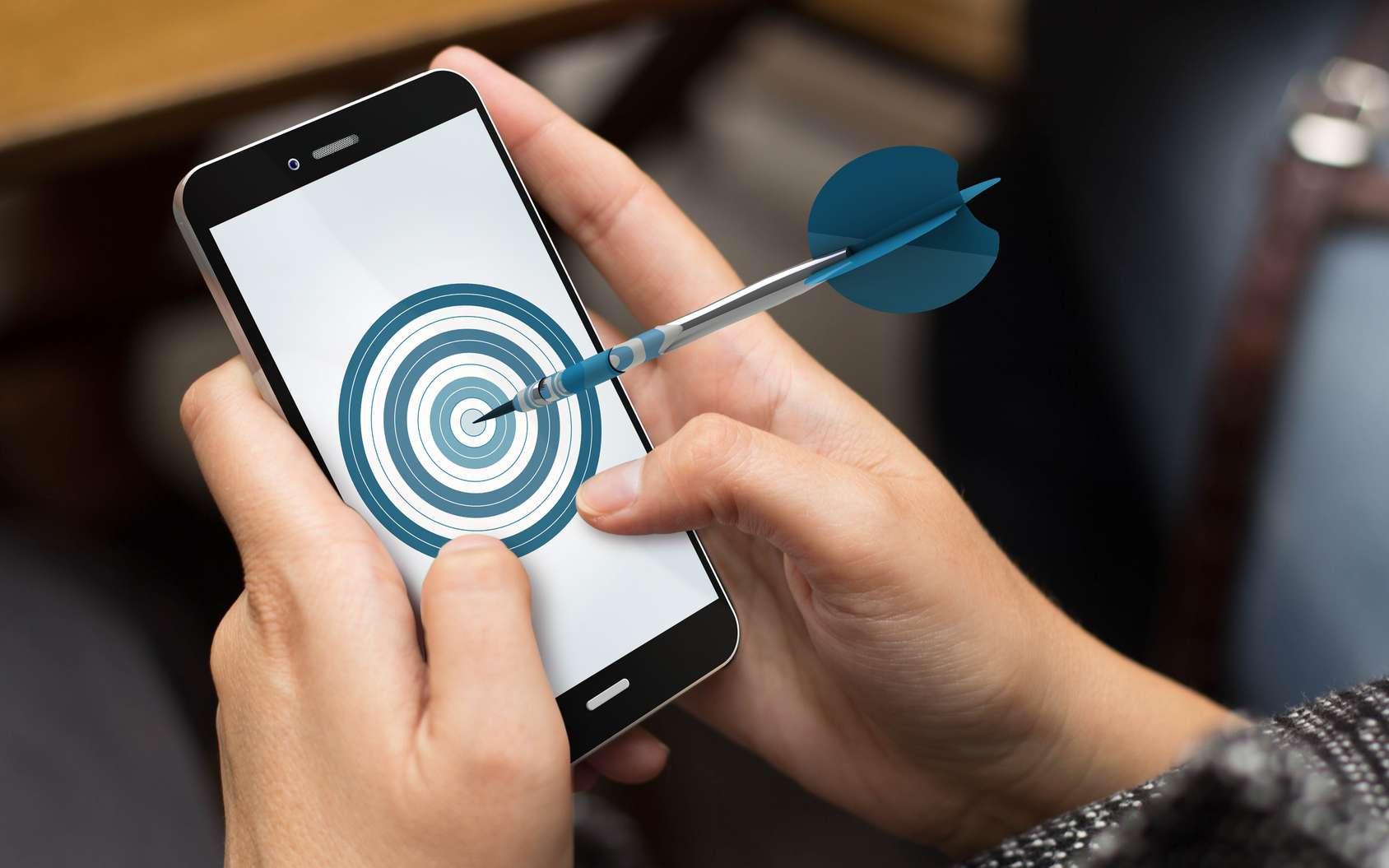 La publicité est la pierre angulaire du modèle économique de Google qui se sert du ciblage pour la rendre plus « pertinente » pour ses utilisateurs. © georgejmclittle, Fotolia