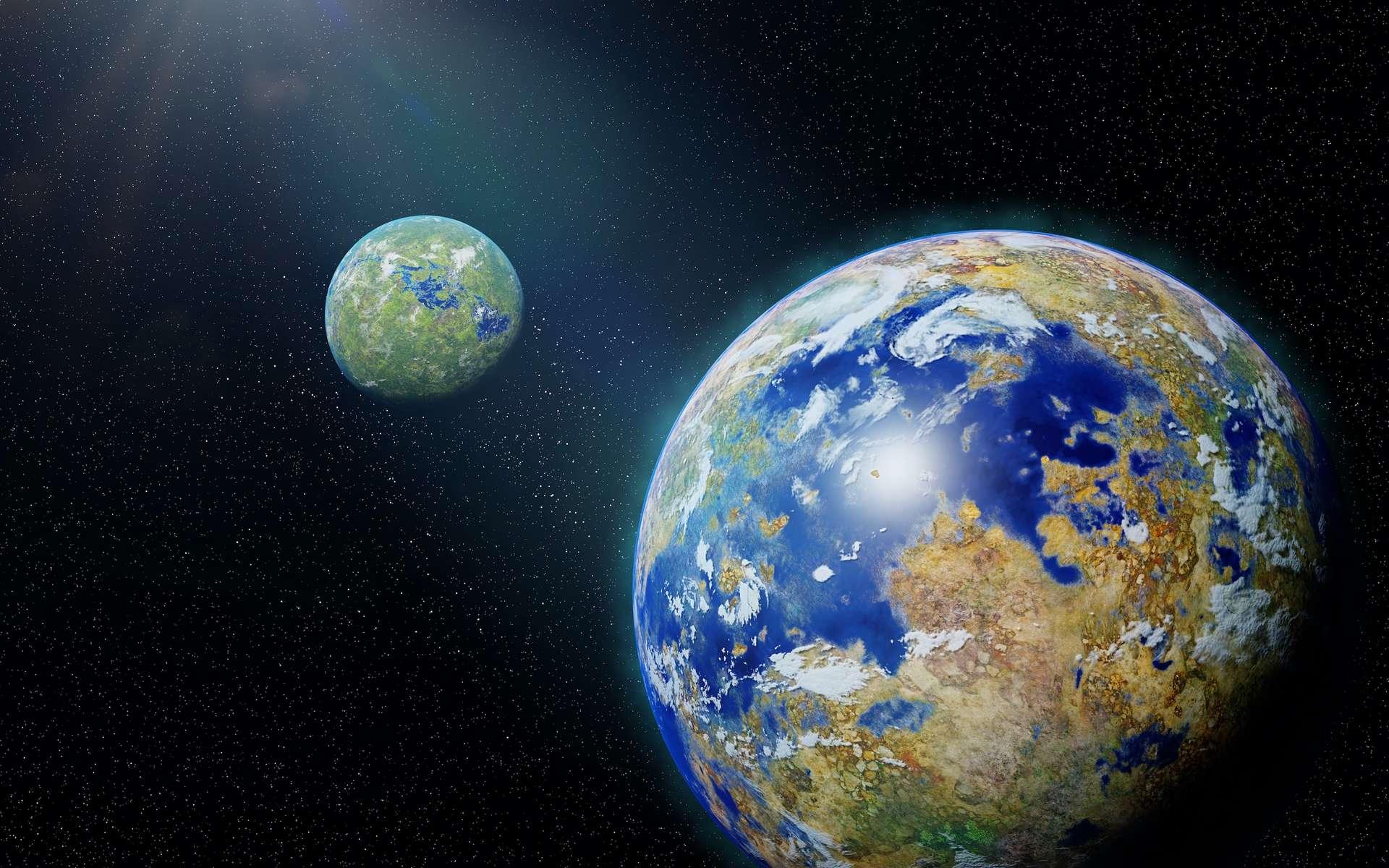 La Terre est peut-être parfaite pour nous, mais l'est-elle pour toute autre forme de vie ? © dottedyeti, Adobe Stock