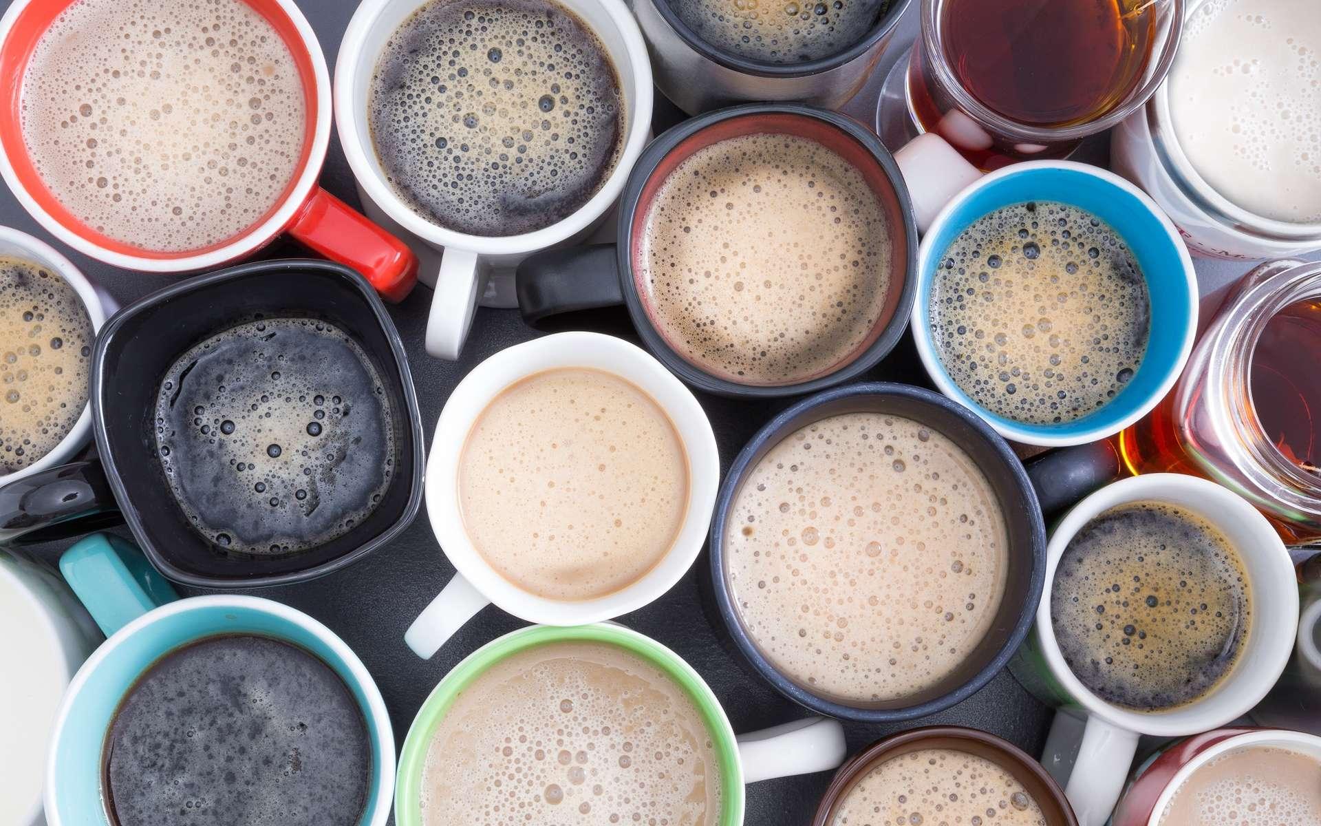 Même une à deux tasses par jour diminuent le risque de cancer colorectal. On ne sait pas pourquoi... © Ozgur Coskun, Shutterstock