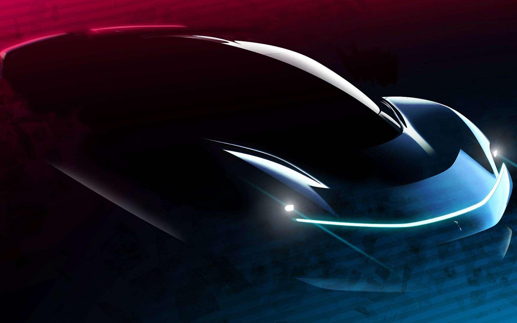 La Pininfarina PF0 sera à découvrir l'année prochaine, au salon automobile de Genève. © Pininfarina
