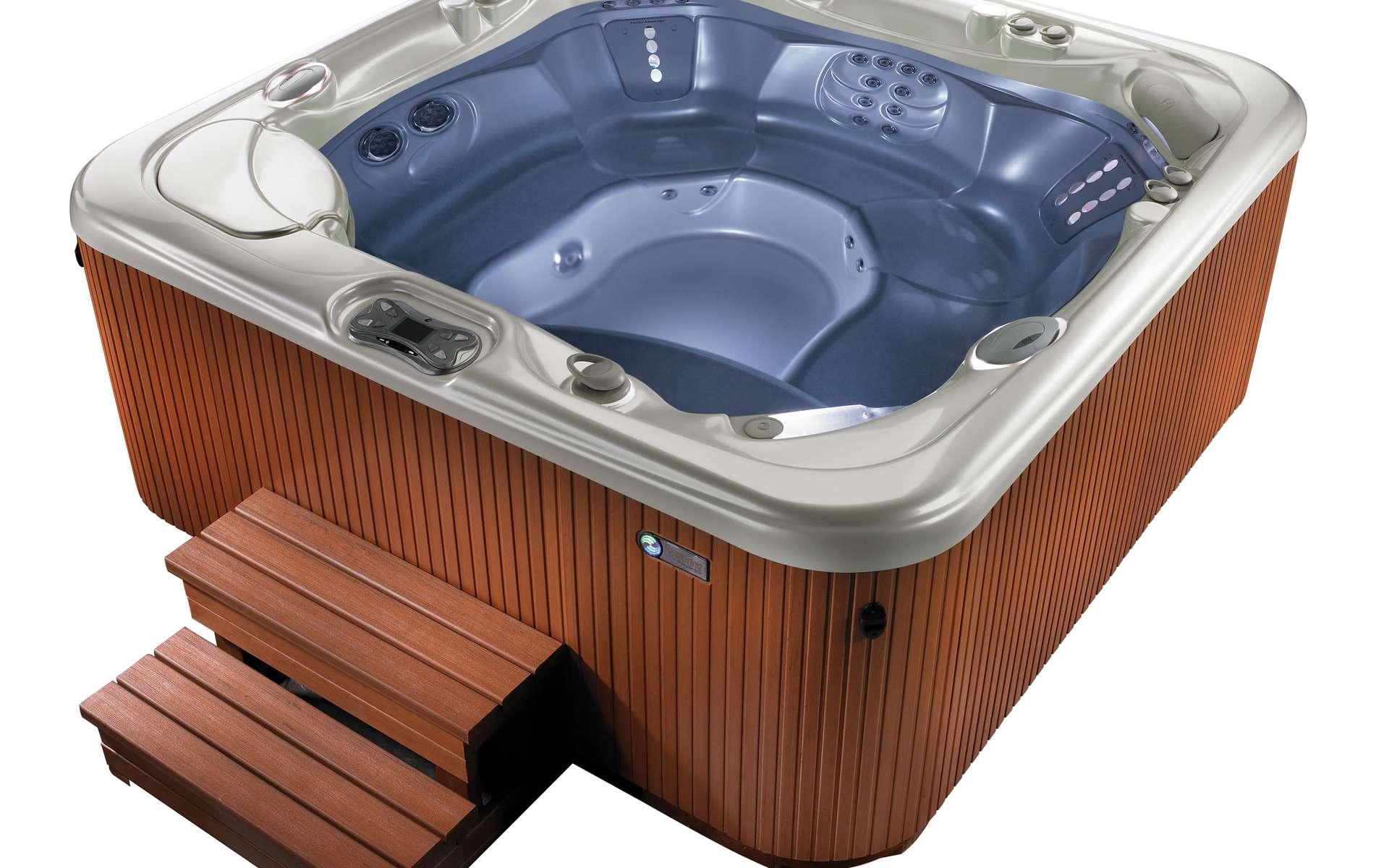 Évitez d'installer un spa dans un endroit inondable, car en cas d'immersion, le spa ne résisterait pas. © USCPSC, Flickr, cc by 2.0