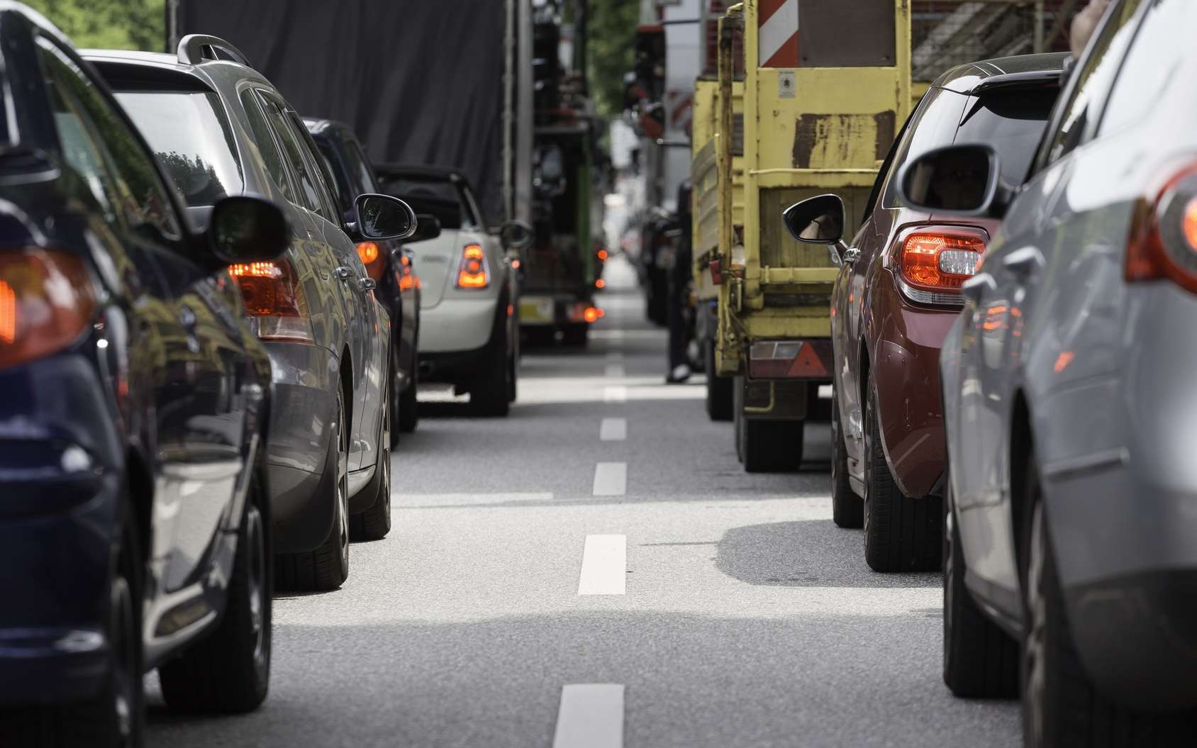 Les véhicules diesel émettraient bien plus de molécules toxiques en conditions réelles que lors des tests. © Kara, Fotolia