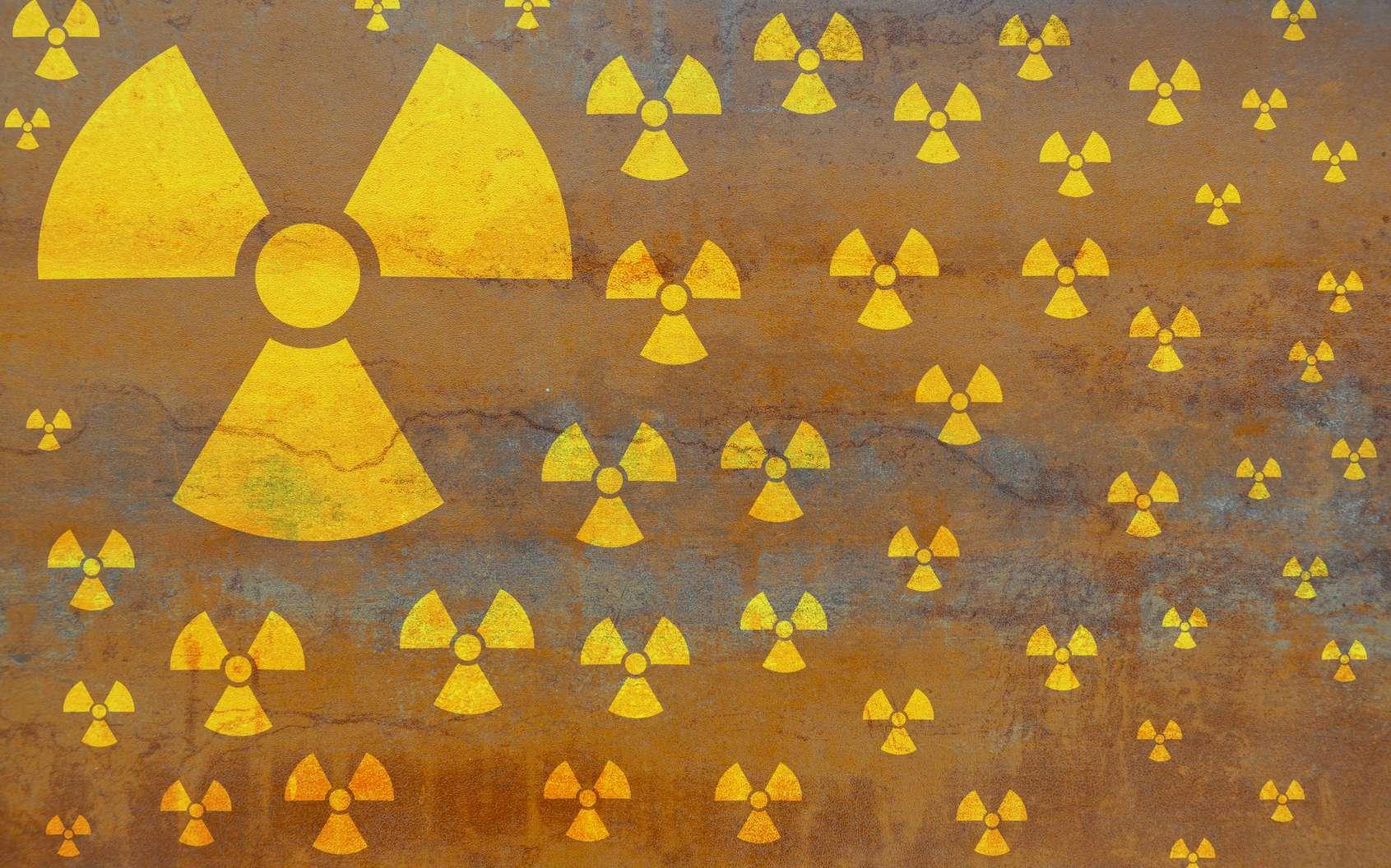 En France, nous recevons en moyenne une radioactivité de 4,5 mSv/an. © VRD, Fotolia