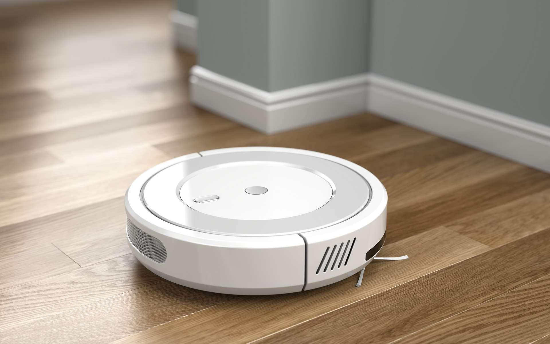 À la recherche d'un aspirateur robot ? Découvrez les meilleures offres et réductions du Prime Day Amazon 2021 © Sashkin, Adobe Stock