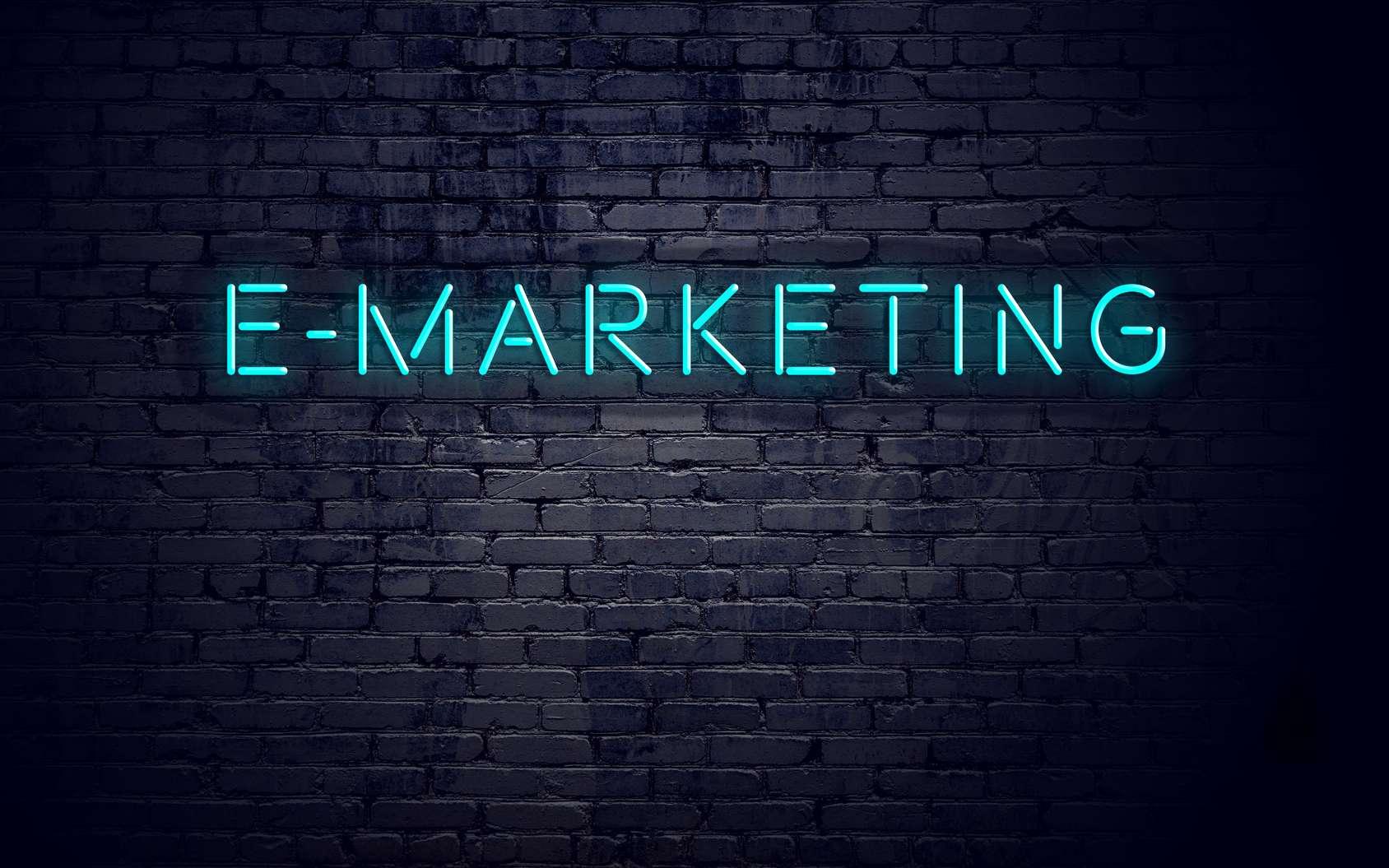 Le e-marketing, le nouvel enjeu des entreprises. © iushakovsky, Fotolia