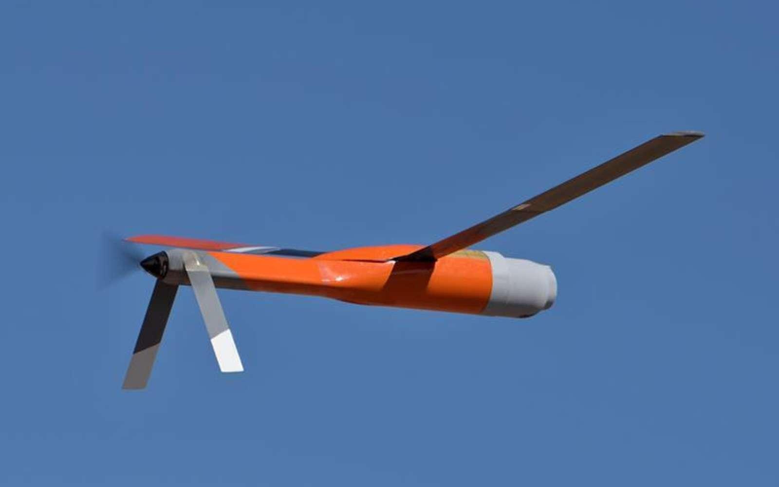 Le drone Morfius est polyvalent et peut être lancé à partir du sol, par un bateau, ou d'un avion et même d'un hélicoptère. © US Army