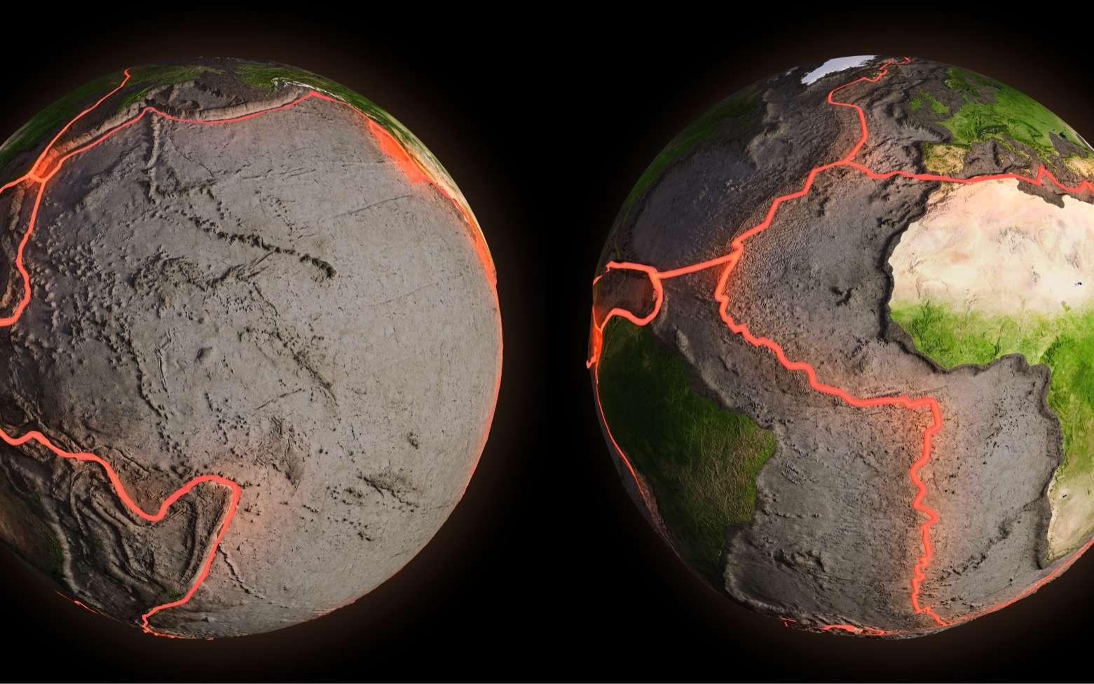 Qu'est-ce qui fait bouger la surface de la Terre ? © Mopic, Adobe Stock