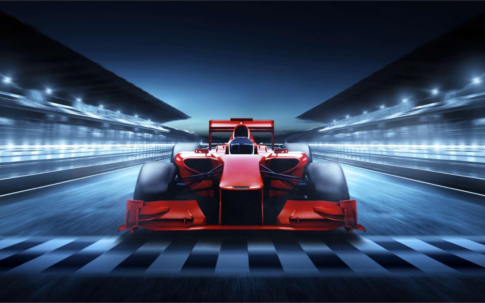 Les carburants des courses automobiles doivent aussi se mettre à l'heure de la transition énergétique. © Image Craft, Adobe Stock