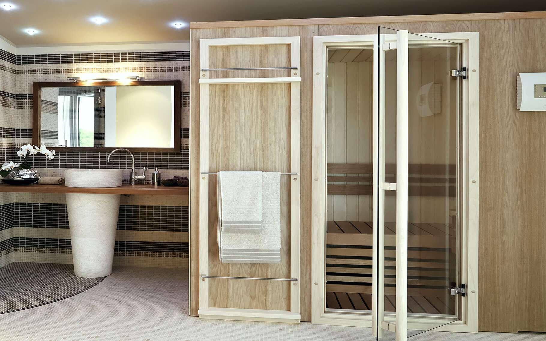 Cabine De Sauna Prix les cabines sauna | dossier