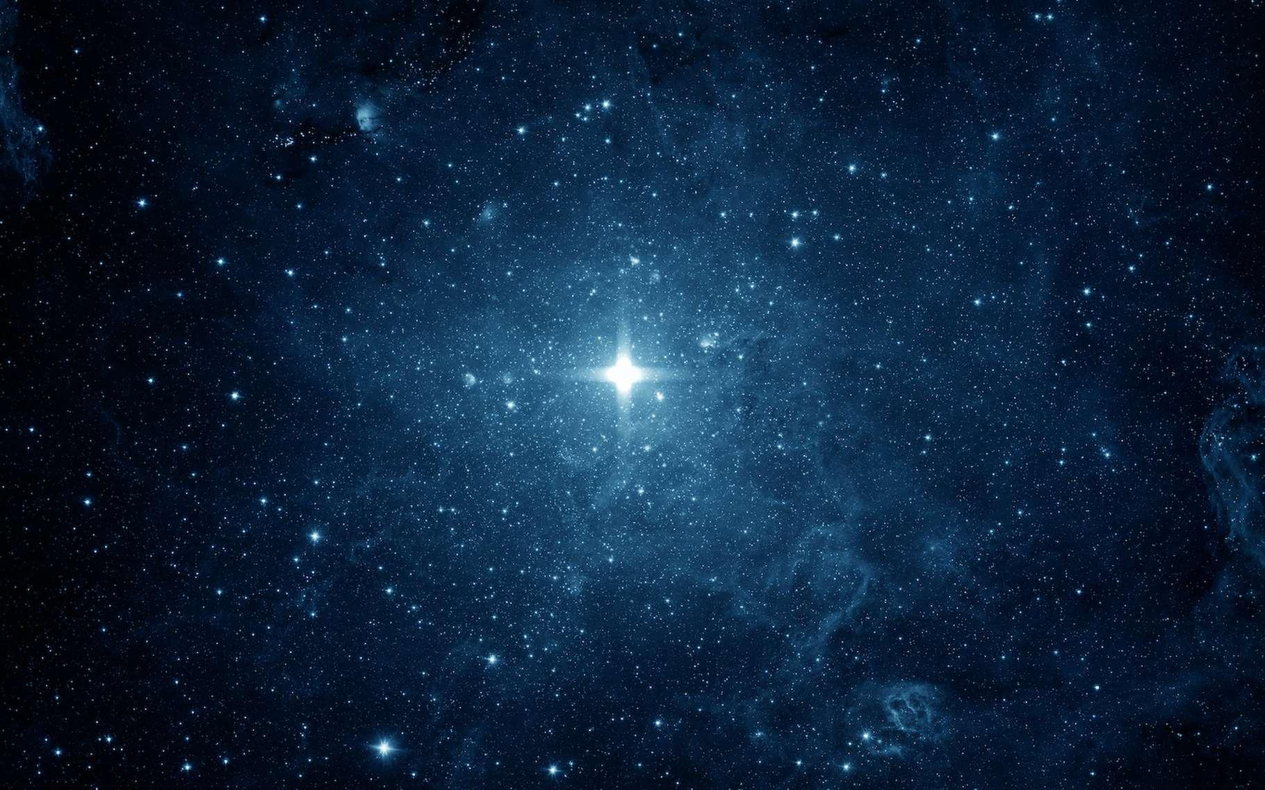 Des étoiles peuvent-elles simplement disparaître sans laisser de trace ? C'est la question que pose le projet Vanishing and Appearing Sources during a Century of Observations (Vasco). © Tryfonov, Adobe Stock