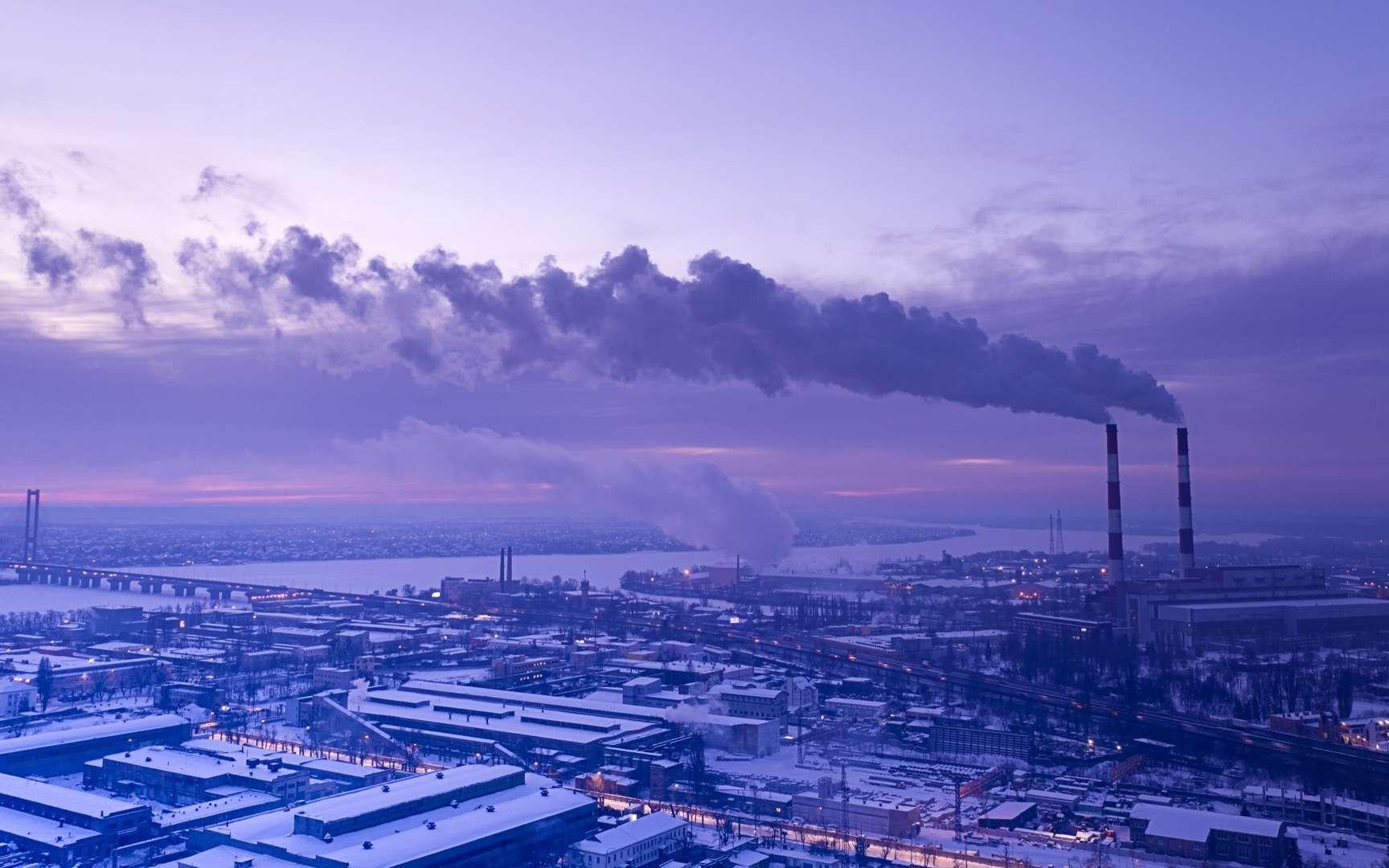 Il faut évaluer les gaz à effet de serre sur des échelles temporelles différentes : agir sur les gaz à effet de serre de courte durée pourrait faire la différence. © maykal, Adobe Stock
